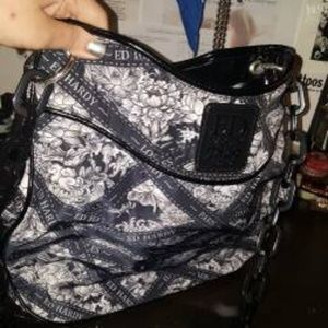 Handbags - Ed Hardy Purse